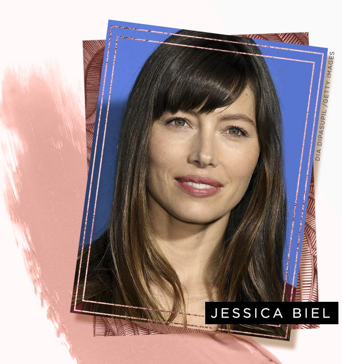 Franja da Jessica Biel