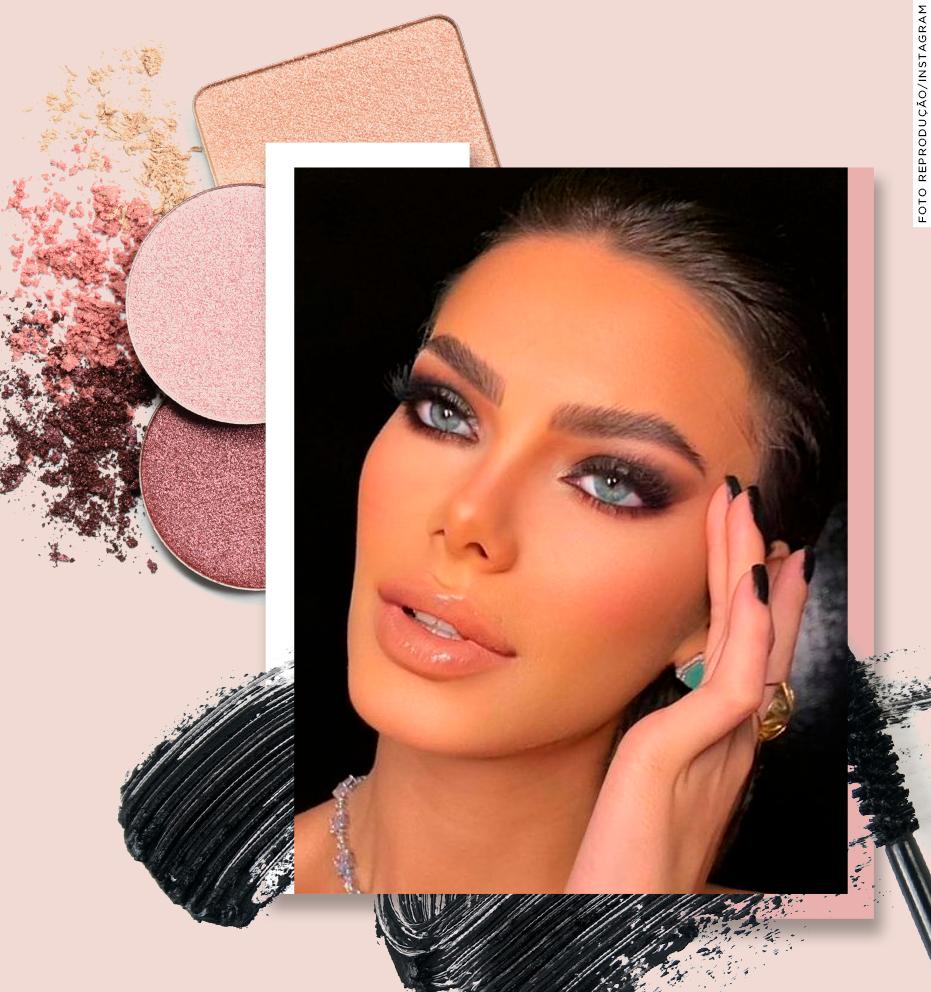 4 truques para alongar o olhar com maquiagem