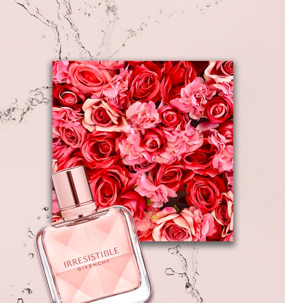 perfume de rosas