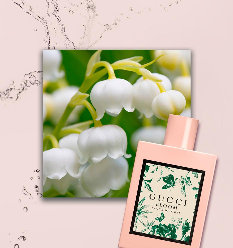 perfume de lírio-do-vale