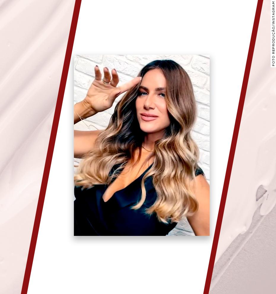 Smoky hair: o novo cabelo de Giovanna Ewbank