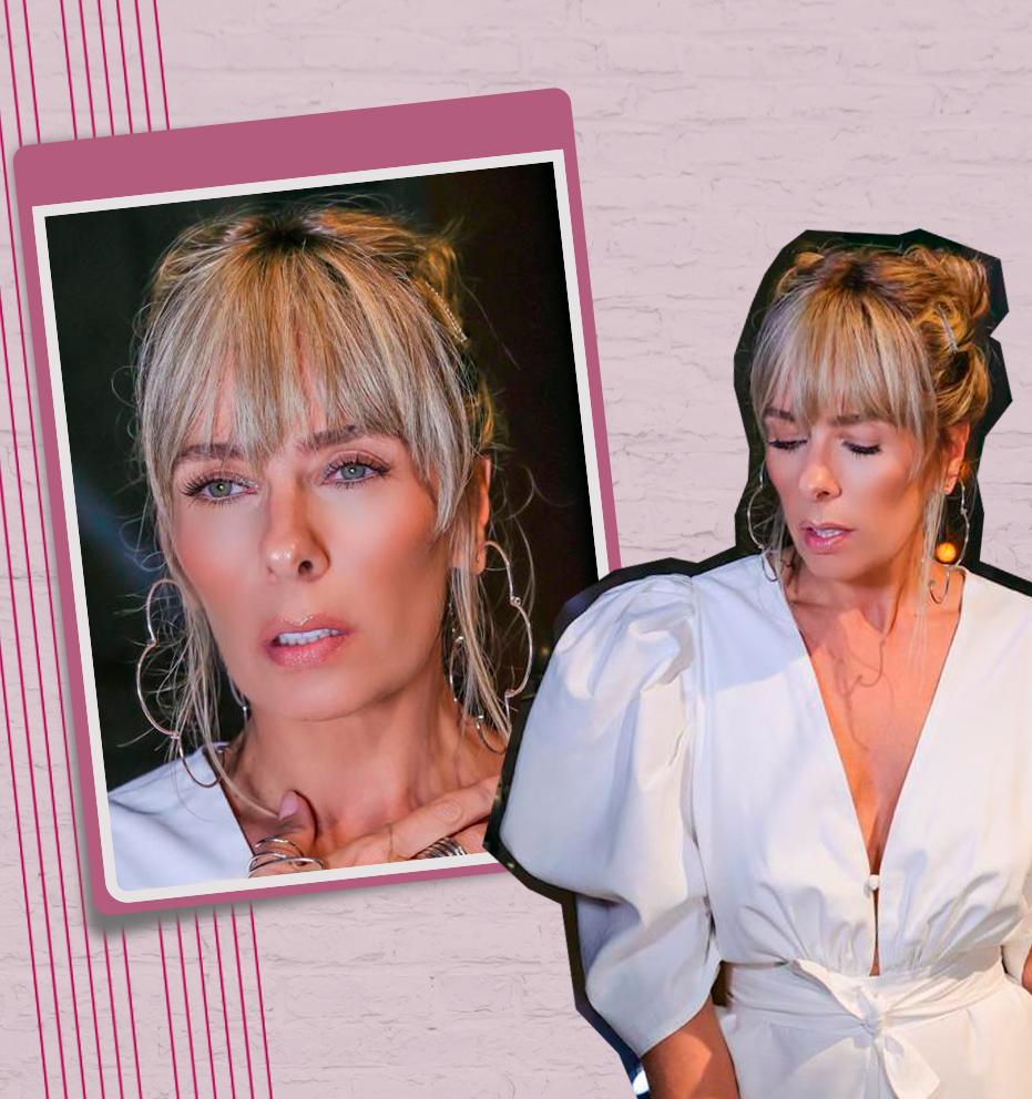 Curtain bangs: copie os looks com franja de Adriane Galisteu