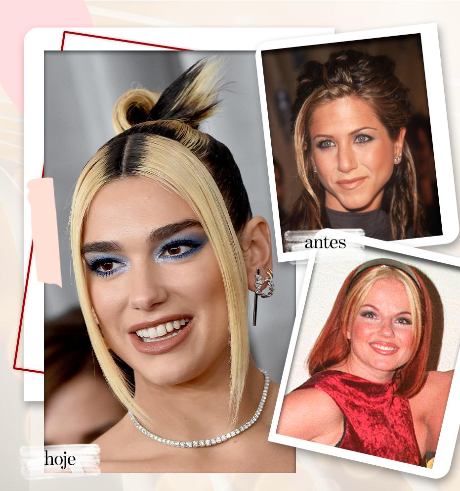 Hair contour: como usar mechas frontais