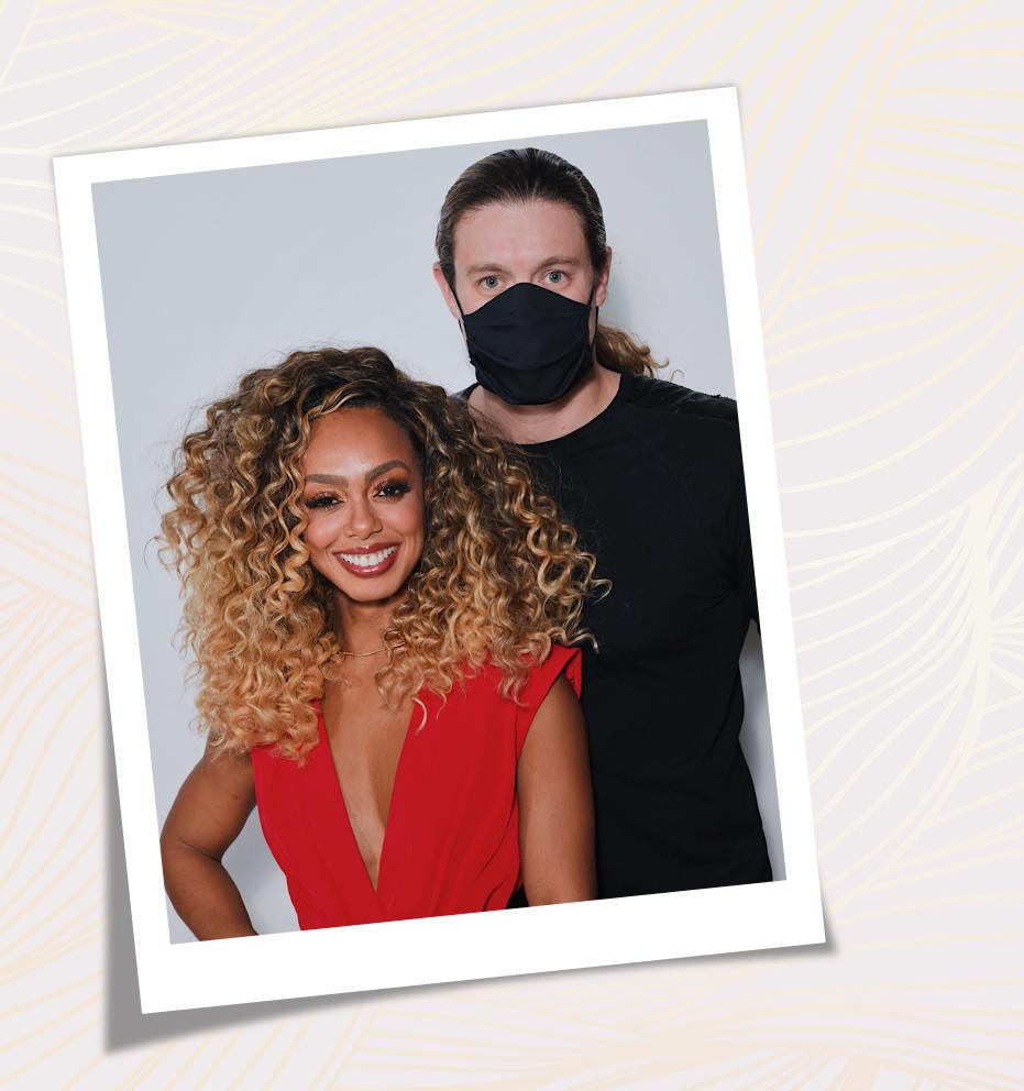 Loiro dourado é o novo cabelo de Dandara Mariana