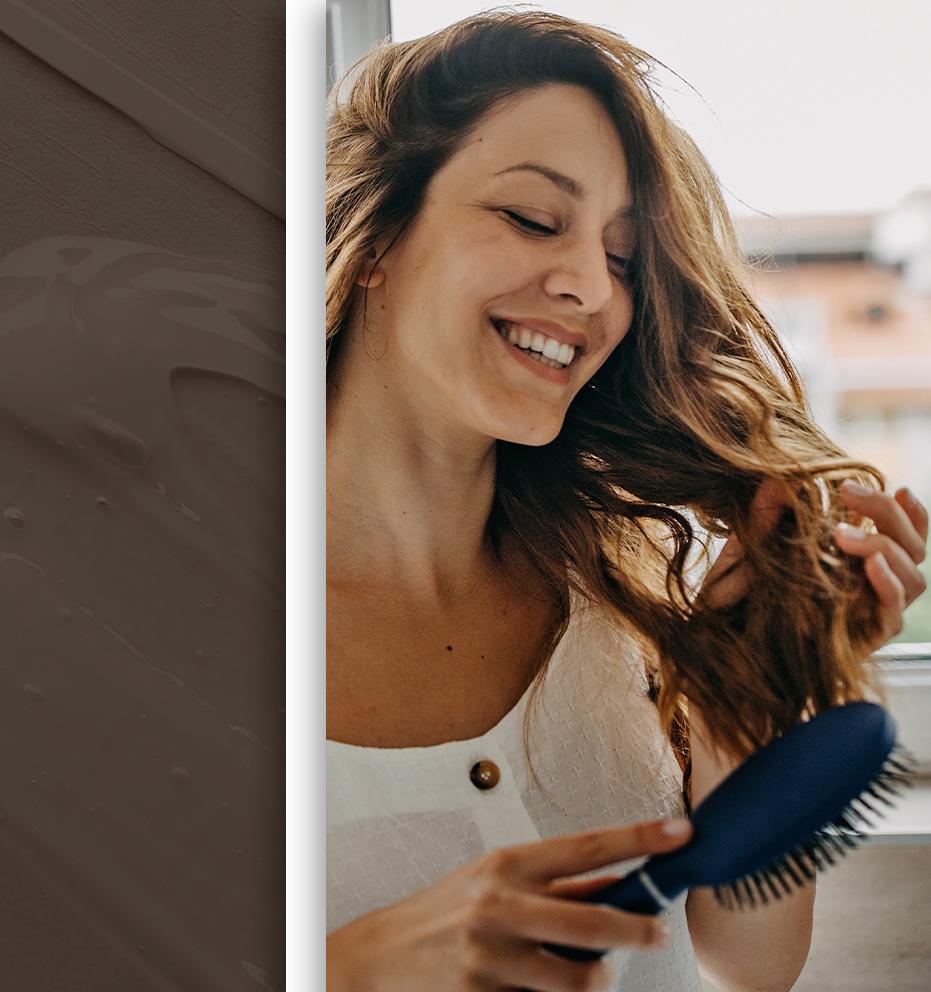 Por que fazer a hidratação antes de lavar o cabelo?