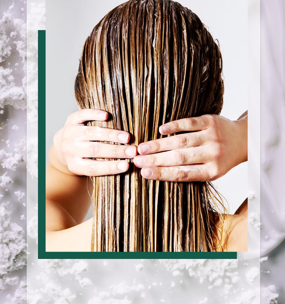 argila para cabelo