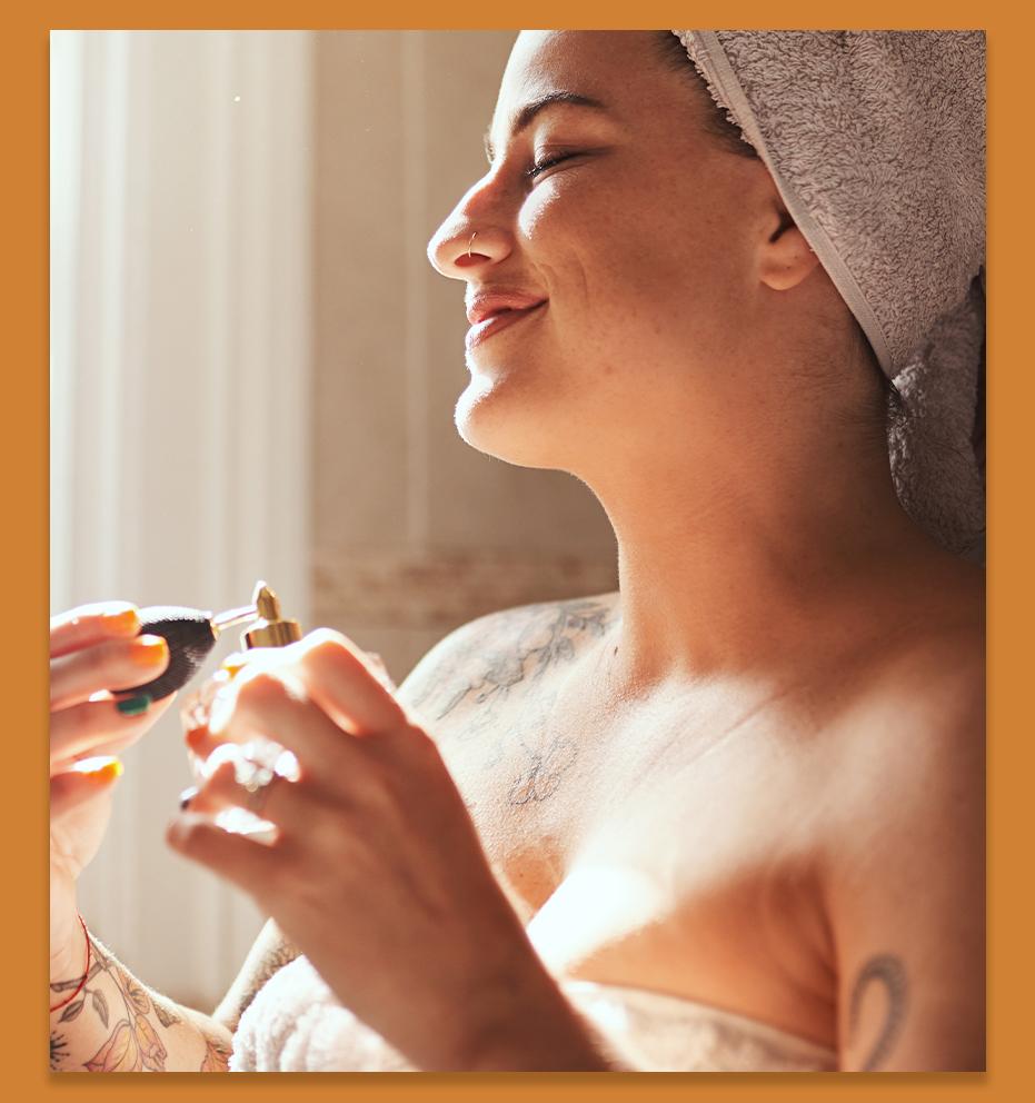 Perfumes amadeirados femininos