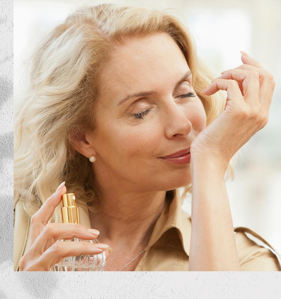 Por que o perfume fica diferente em cada pele?