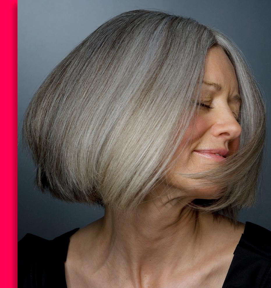 Cuidados com o cabelo em cada idade