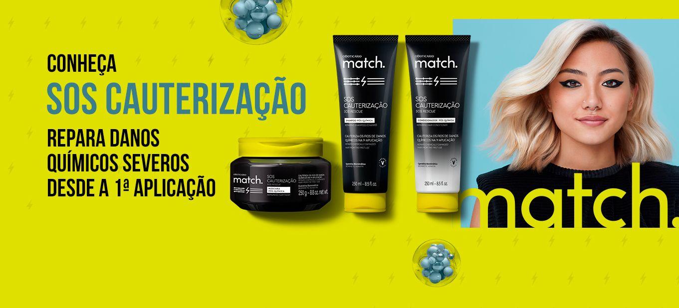 Match SOS Cauterização