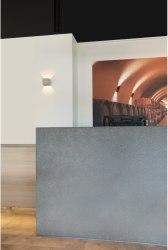 SOLID CUBE SOLID CUBE väggarmatur, QT14, grå, max. 25W - Bild 3