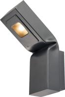 BENDO, Utomhus väggarmatur, LED, 3000K stor, antra