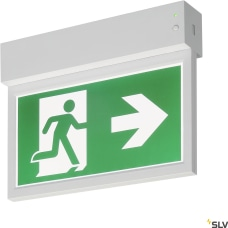 P-LIGHT Emergency Exit sign small ceiling/wall