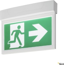 P-LIGHT Emergency Exit sign big ceiling/wall