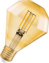 Vintage 1906 LED Diamant Guld 2500K