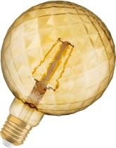 Vintage 1906 LED Pine Guld 2500K