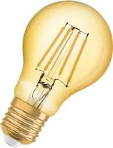 Vintage 1906 LED Classic A Guld 2400K