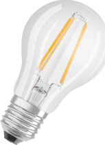 PARATHOM E27 Retrofit A 60 Glowdim Klar 2700K
