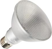 COB LED Retrofit , PAR30, ljuskälla, E27, anodized
