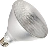 COB LED Retrofit , PAR38, ljuskälla, E27, anodized