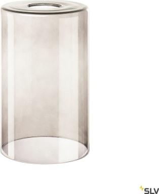 FENDA glaslampskärm, rökglas