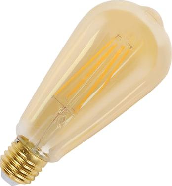 ST64 Filament LED, E27, 2000K