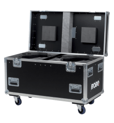 Dual Top Loader Case  ROBIN 300/600/DL4
