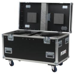Dual Top Loader Case Robin 300/600/DL