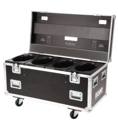 Quad Top Loader Case ROBIN Spiider