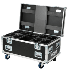 Eight-Pack Top Loader Case ROBIN LEDBeam 150