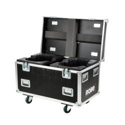 Dual Top Loader Case MegaPointe - Horizontal