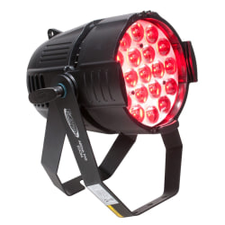 LED-armatur, Arena Par Zoom - Demo