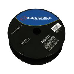 Högtalarkabel Accu-Cable på rulle (100m)