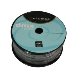 Accu-Cable DMX-kabel på rulle