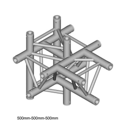 Trosshörn (3-kant), DT 33/2, 5-vägs