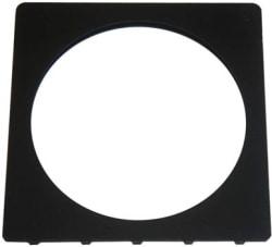 Filterhållare 245 mm Svart