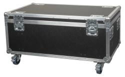 Flightcase f. 8x Sunstrip LED