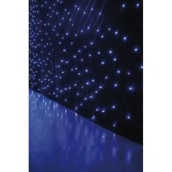 LED Drape, Star Dream 6m x 3m White