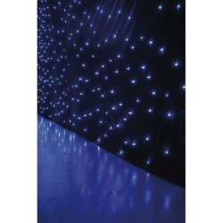 LED Drape, Star Dream 6m x 4m RGB