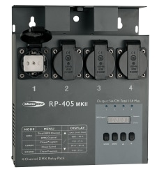 RP-405 MKII Relay pack