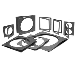 Filterhållare Konstfiber