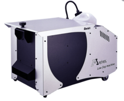 ICE-101E Low Fog Machine