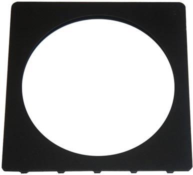 DTS Filterhållare PAR64 IP66 Svart