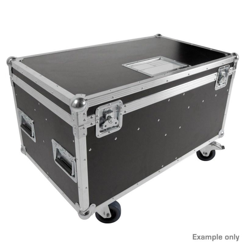 Touring case f. 6x Rayzor Beam 2R