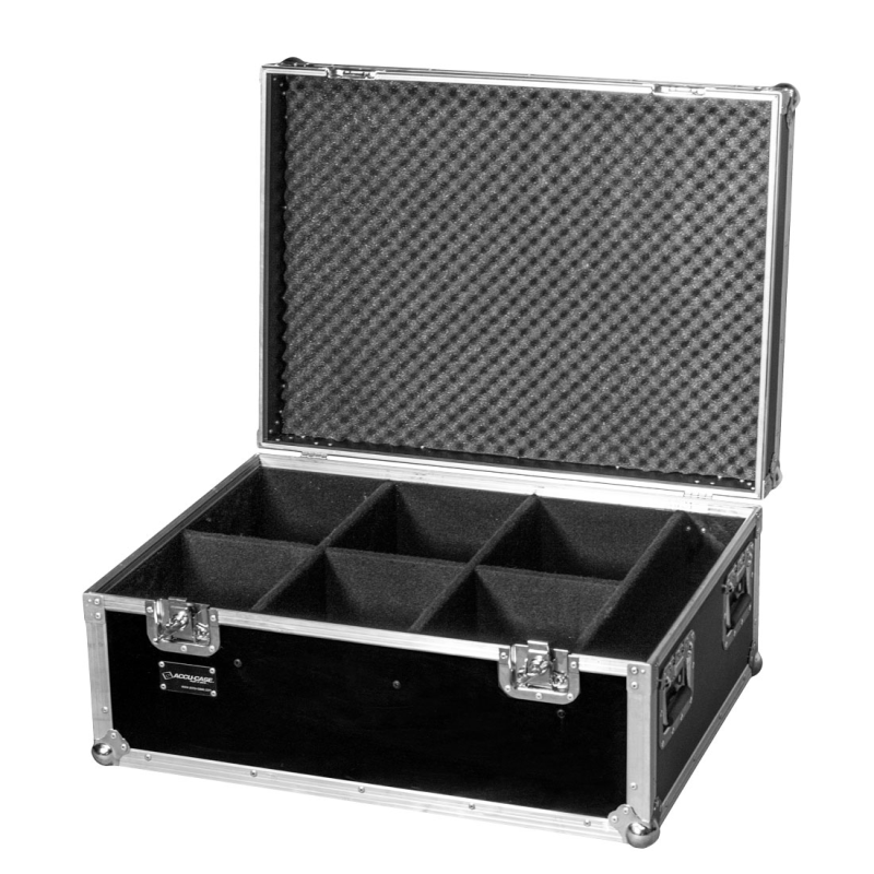 Touring Case 6x LED PAR Universal
