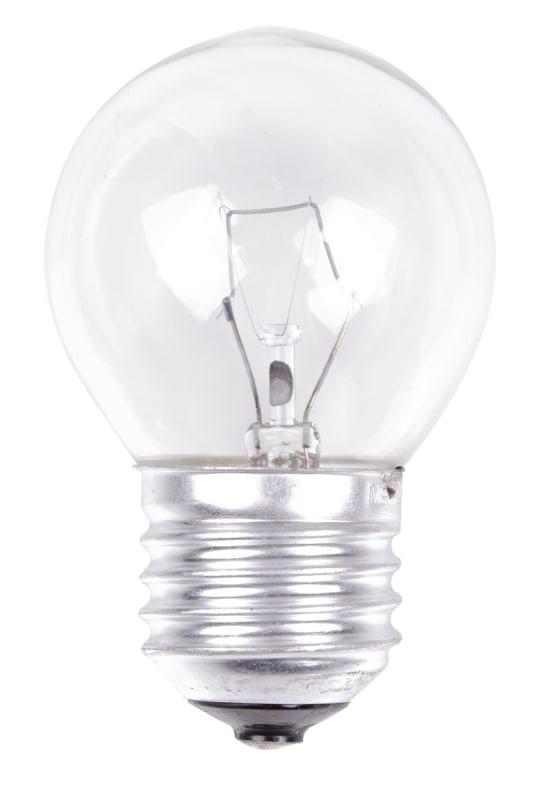 Lamp 60W E27 warm white vintage