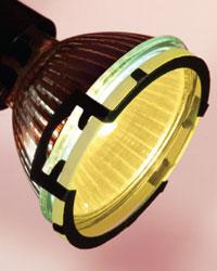 Filterhållare MR16 clip-on Lee