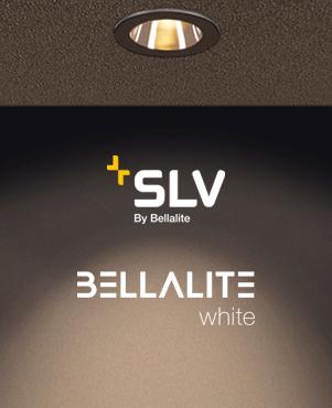 SLV belysning blir Bellalite white