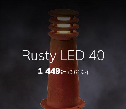 Rusty LED 40