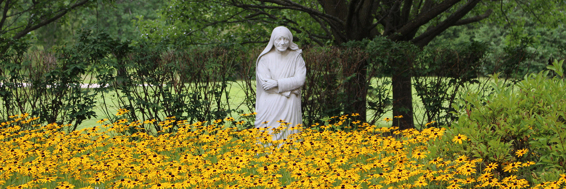 Mother Teresa Garden